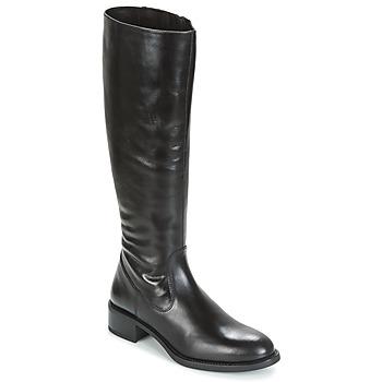 kengät Naiset Saappaat Unisa EDUCA Black
