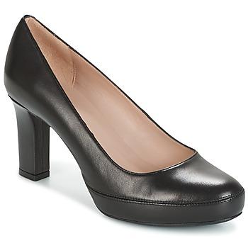 kengät Naiset Korkokengät Unisa NUMAR Black