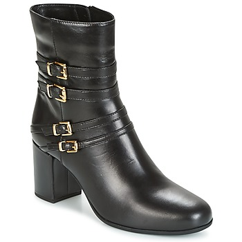 kengät Naiset Nilkkurit Unisa OPRA Black