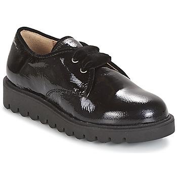 kengät Tytöt Derby-kengät Unisa MICK Black