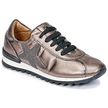 kengät Tytöt Matalavartiset tennarit Unisa DONYA Bronze