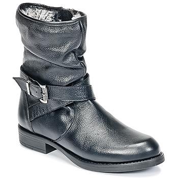 kengät Tytöt Bootsit Unisa GADIN Musta
