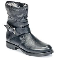 kengät Tytöt Bootsit Unisa GADIN Black