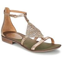 kengät Naiset Sandaalit ja avokkaat Now BRENTA Champagne
