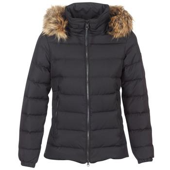 vaatteet Naiset Toppatakki Aigle RIGDOWN SHORT Black