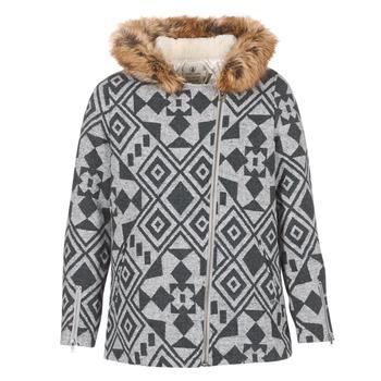 vaatteet Naiset Paksu takki Volcom SHOWDOWN JKT Grey