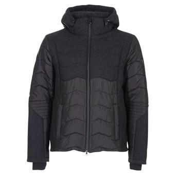 vaatteet Miehet Toppatakki Emporio Armani EA7 MOUNTAIN M TECH JACKET Black