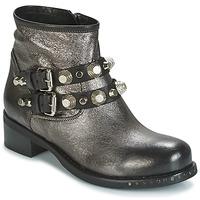 kengät Naiset Bootsit Mimmu BERLO Argenté