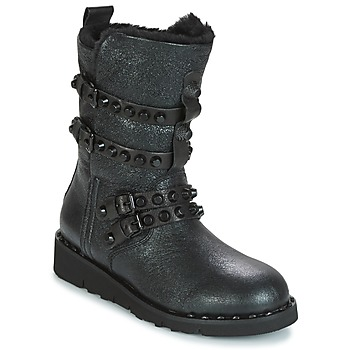 kengät Naiset Talvisaappaat Mimmu BELLA Black