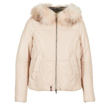 vaatteet Naiset Toppatakki Oakwood 62479 Ivory