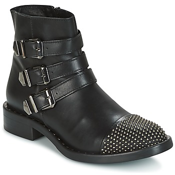 kengät Naiset Bootsit Meline PESCINO Black