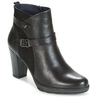 kengät Naiset Nilkkurit Dorking REINA Black