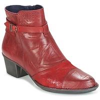 kengät Naiset Nilkkurit Dorking DALMA Red
