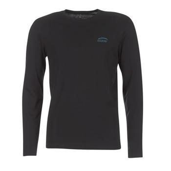 vaatteet Miehet T-paidat pitkillä hihoilla Oxbow TEITH Black
