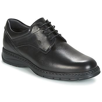 kengät Miehet Derby-kengät Fluchos CRONO Black