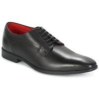 kengät Miehet Herrainkengät Base London PENNY Black
