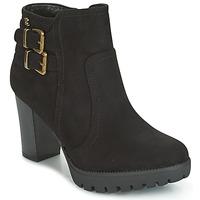 kengät Naiset Nilkkurit Refresh CALI Black