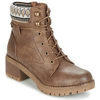 kengät Naiset Bootsit Refresh YELLOWSTONE TAUPE