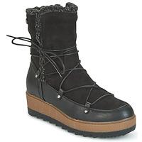 kengät Naiset Talvisaappaat Refresh GLORIA Black