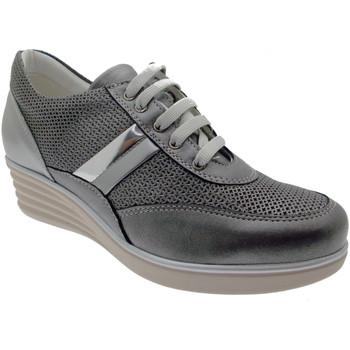 kengät Naiset Vaelluskengät Calzaturificio Loren LOC3742gr grigio