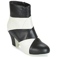 kengät Naiset Nilkkurit Lola Ramona ELSA White / Black