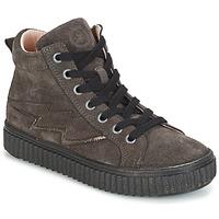 kengät Tytöt Korkeavartiset tennarit Acebo's LONDON Grey