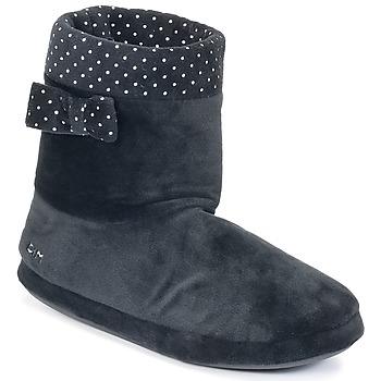kengät Naiset Tossut DIM RIBECRY Black