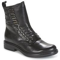 kengät Naiset Bootsit Mjus CAFE Black