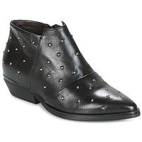 kengät Naiset Nilkkurit Mjus CHRISSIE STUD Black