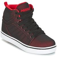 kengät Pojat Rullakengät Heelys UPTOWN Black / Red