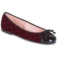 kengät Naiset Nilkkurit Pretty Ballerinas  Bordeaux