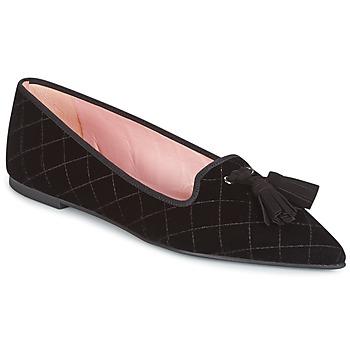 kengät Naiset Balleriinat Pretty Ballerinas  Musta