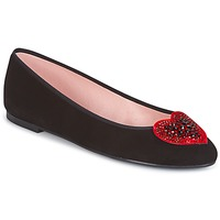 kengät Naiset Nilkkurit Pretty Ballerinas  Musta