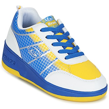 kengät Lapset Matalavartiset tennarit BEPPI LOVINO Yellow / Blue