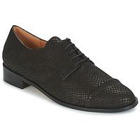 kengät Naiset Derby-kengät Emma Go SHERLOCK Black
