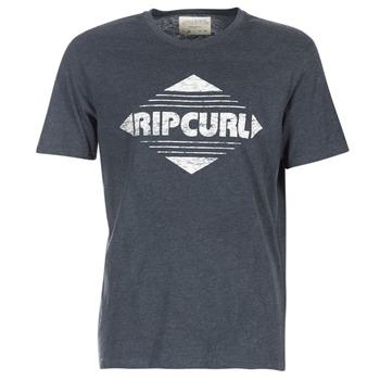 vaatteet Miehet Lyhythihainen t-paita Rip Curl BIG MAMA DIAMOND Black