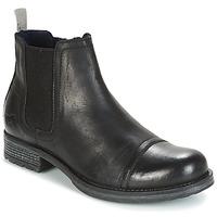 kengät Miehet Bootsit Mustang MELI Black