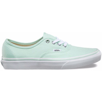 kengät Naiset Matalavartiset tennarit Vans UA Authentic Green