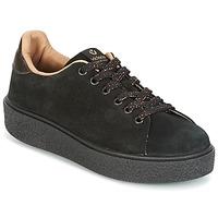 kengät Naiset Matalavartiset tennarit Victoria DEPORTIVO SERRAJE P. NEGRO Black