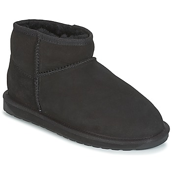 kengät Naiset Bootsit EMU STINGER MICRO Black