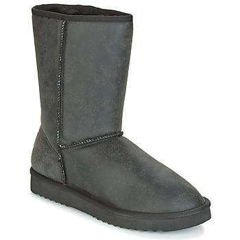 kengät Naiset Saappaat Esprit UMA VINTAGE BOOTIE Black