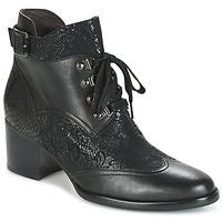 kengät Naiset Nilkkurit Mam'Zelle IMAZA Black