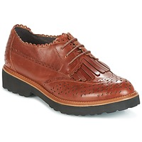 kengät Naiset Derby-kengät Mam'Zelle ROSEAU Brown