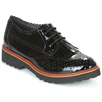 kengät Naiset Derby-kengät Mam'Zelle ROSEAU Black