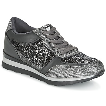 kengät Naiset Matalavartiset tennarit MTNG PORDA Grey / Fonce