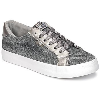 kengät Naiset Matalavartiset tennarit MTNG SADOU Silver