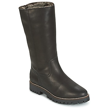 kengät Naiset Bootsit Panama Jack TANIA Black