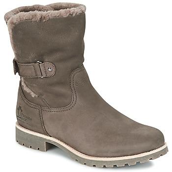 kengät Naiset Bootsit Panama Jack FELIA Grey