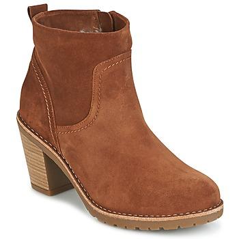 kengät Naiset Nilkkurit Panama Jack ARLES Brown