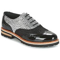 kengät Naiset Derby-kengät Regard RIF2 Black